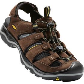 Keen Rialto II Sandals Men Bison/Black